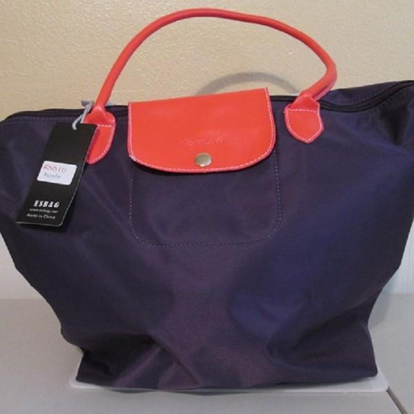 Trim Vinyl handbag