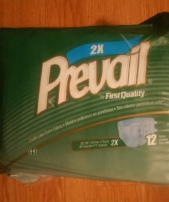 2X Prevail underwear by first quality.