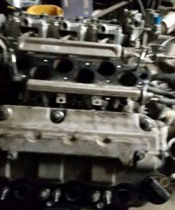 2011 Honda Cross tour engine