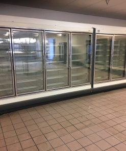 Used 18 Commercial freezers for sale.