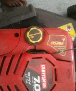 Craftsman Lawnmower