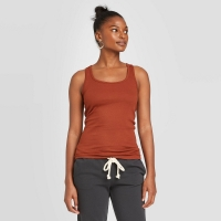 Women's Slim Fit Tank Top – Universal Thread™ Rust M