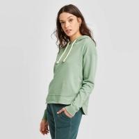 Women's Hooded Sweatshirt – Universal Thread Green XS