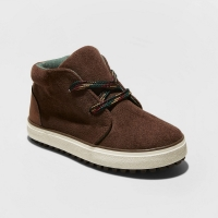 Toddler Boys' Axel Sneakers – Cat & Jack Brown Size 8, Boy's