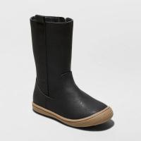 Toddler Girls' Orabel Fashion Boots – Cat & Jack Black 5, Girl's