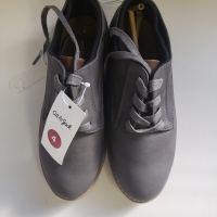 Toddler Boys' Ewald Oxford Shoes – Cat & Jack™ Gray