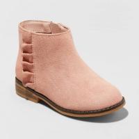 Toddler Unity Fashion Boots – Cat & Jack Blush 11, Pink