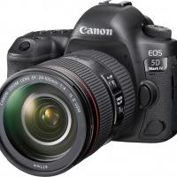 Canon – EOS 5D Mark IV DSLR Camera with 24-105mm f/4L IS II USM Lens – Black