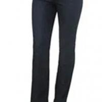 IMAN Global Chic 360 Luxury Denim Skinny Jean SZ 4 Short/ Midnight